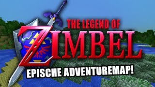 The Legend of Zombey! | [1/?] | Lets Adventure YOUR Minecraft