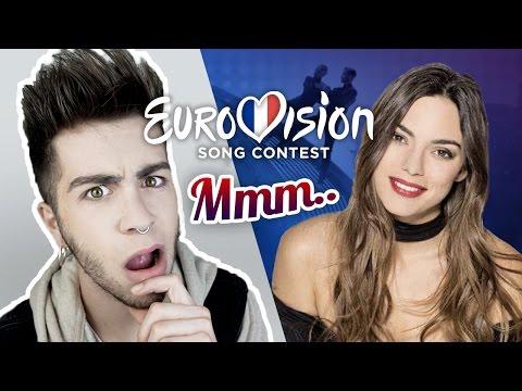 "REACTING TO FRANCE Alma ""Requiem"" EUROVISION 2017 | MALBERT"