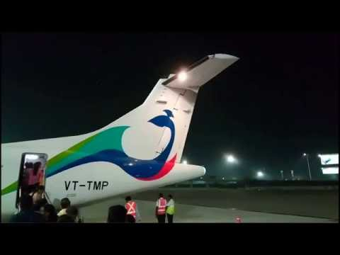 Trujet Airlines | TruJet flight trip experiance | Hyderabad to Tirupati