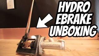 PBM Hydro EBRAKE Unboxing + Giveaway Announcement!