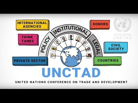 UNCTAD Explainer - Information and Communication Technology for Development