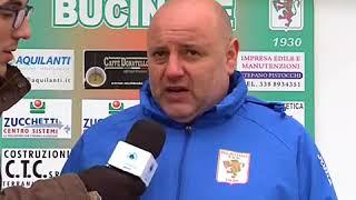 Eccellenza Girone B Bucinese-Signa 0-0