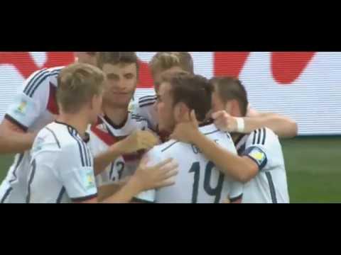 Gotze World Cup 2014