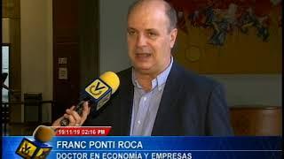 Entrevista Franc Ponti, doctor en economía y empresas