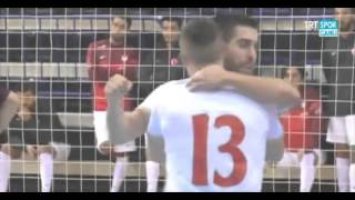 Россия - Сербия Ом ЧМ-2016