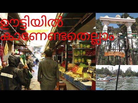 Download ഊട്ടിയിലേക്ക് ഒരു യാത്ര   Ooty top 4 tourist places in Malayalam   Ooty tourism  sinu joseph