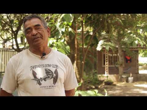 Comunidades con problemas de acceso al lago de Coatepeque