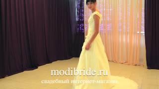 Платье Marylise Felipa - www.modibride.ru Свадебный Интернет-магазин(, 2013-06-28T09:27:50.000Z)