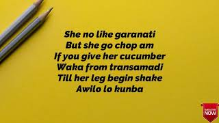 OLAMIDE -INFINITY (LYRICS VIDEO ),FT OMAH LAY #NAIJAMUSIC