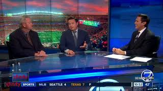 Xfinity Sports Xtra- Broncos draft preview 4-22-18