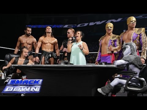 The WEE-LC Contract Signing for Extreme Rules: SmackDown, May 2, 2014