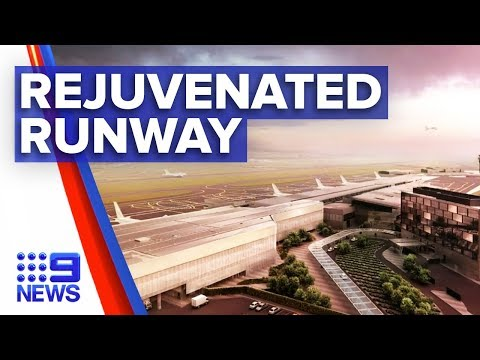Multi-million dollar revamp of Adelaide Airport to open | Nine News Australia