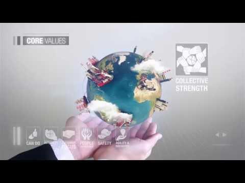Keppel Core Values (Singapore Motion Graphics)