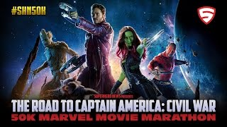 Guardians of the Galaxy (2014) - Commentary with John Rocha