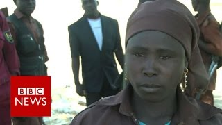 The woman standing up to Boko Haram   BBC News