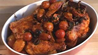 How To Cook Moroccan Chicken Casserole