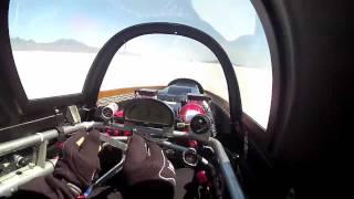 628 км/ч развил Speed Demon!(Автомобиль Speed Demon, за рулем которого находился экстремал Джордж Потит, установил рекорд скорости для машин..., 2011-08-27T01:56:15.000Z)
