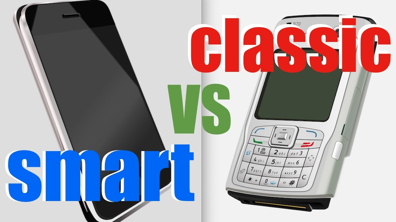 Smartphone Vs Classic Cell Phone For Hsps