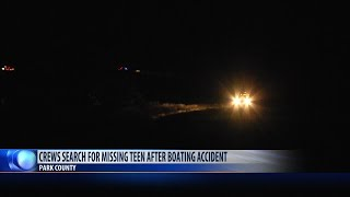 Gallatin County Sheriff's captain's wife dies, son missing in Livingston boat accident