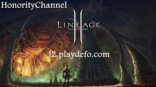 Lineage 2 l2.playdefo.com - #1. Цирк уродов