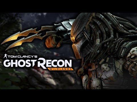 The PREDATOR is HERE in The HUNT DLC | Ghost Recon Wildlands