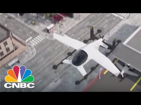 NASA Is Working With Uber On Its Flying Taxi Project | CNBC