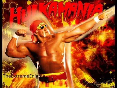 Hulk Hogan 1st WWE Theme Song