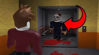 NEVER ENTER THIS LIFT! REALLY NOT! Roblox