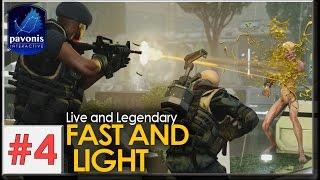XCOM 2 Long War: Live and Legendary #4 - FAST AND LIGHT