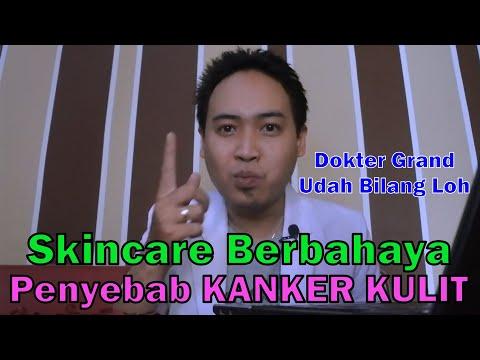 Skincare Kosmetik Paling Berbahaya Penyebab Kanker Kulit