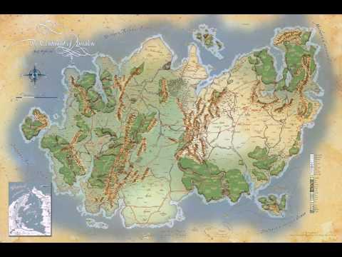 Image Result For Dragonlance Map
