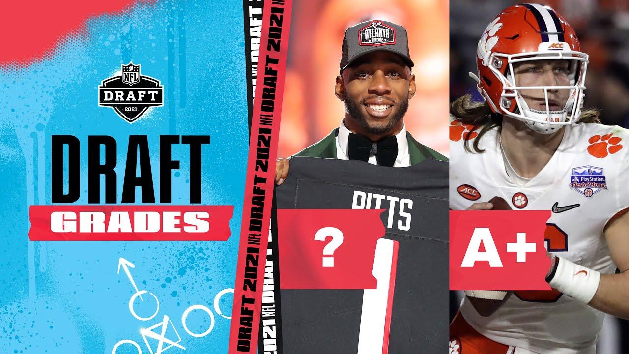 2021 NFL Draft Grades