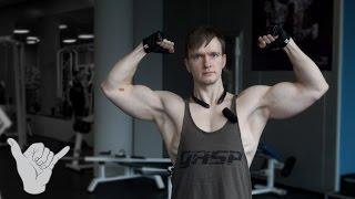 видео какие мышцы работают при езде
