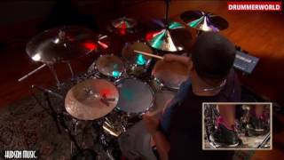 Aaron Spears Drum Clinic: HYPEJUICE