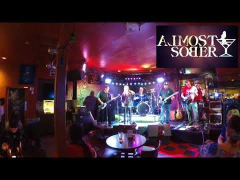 Keri & Almost Sober performing Celebrity Skin @ Cascade Bar, Vancouver WA 03-29-2018