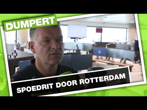 Spoedrit door Rotterdam: Het verhaal.