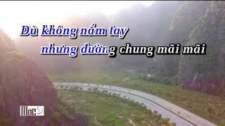KARAOKE (Fm) Phía Sau Một Cô Gái Soobin Hoàng Sơn