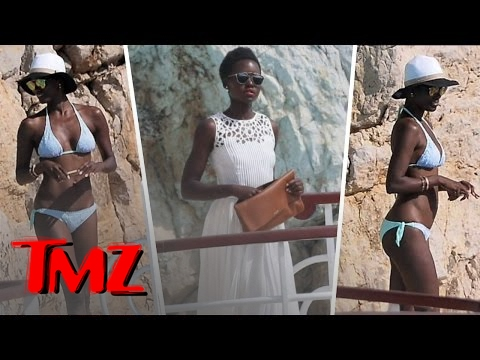 Lupita Nyong'o is Sexy Delicious Chocolate! | TMZ