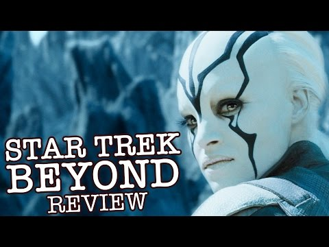 ​Chris Pine, Zachary Quinto, Karl Urban ​in 'Star Trek Beyond'​ - Film Review