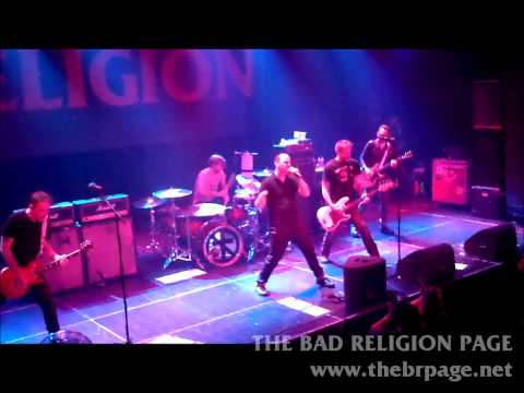 Bad Religion - Past Is Dead Live @ Melkweg, Amsterdam (June 4, 2013)