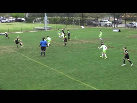 Houston Express SC U12 vs Solar Chelsea Game 2 03-04-17
