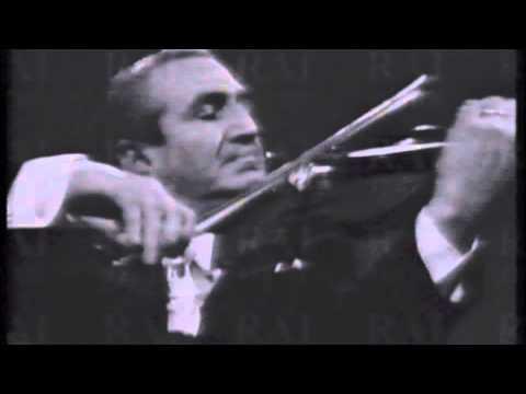 Niccolò Paganini, Le Streghe. Aldo Ferraresi, violino