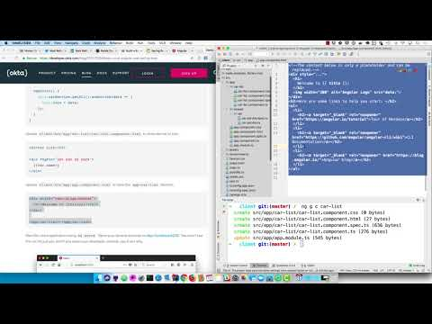Build a Basic CRUD App with Angular 5 0 and Spring Boot 2 0