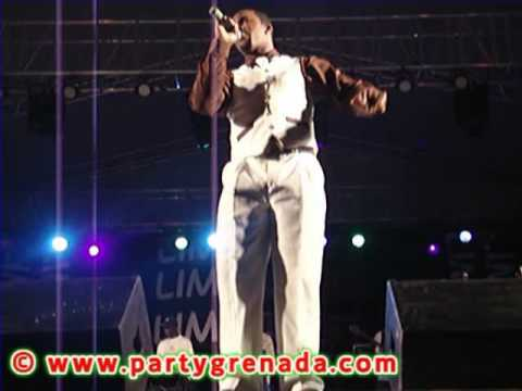 "Grenada's Calypso 2009 Semi-Finalist ""Sour Serpent"" performance"