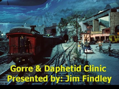 Gorre & Daphetid RR Clinic Presented by Jim Findley