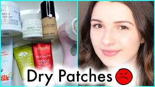 How Get Rid Dry Patches