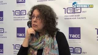 Александра Маринина о современном детективе