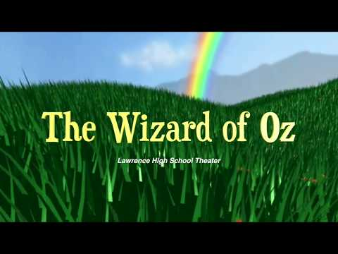 Wizard of Oz - LHS Theater