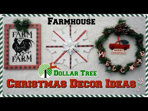 DIY Gardening | DOLLAR TREE CHRISTMAS DIYS 2018 | 4 EASY IDEAS