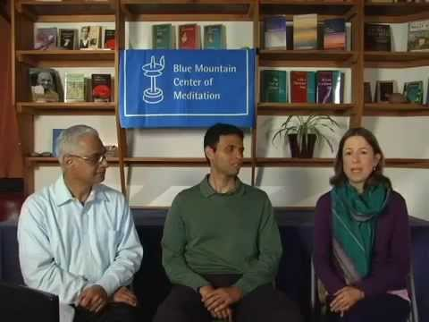 Webinar on Passage Meditation from the Blue Mountain Center of Meditation
